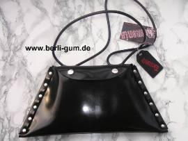 Black Rubber Tasche Busy Style - Bild vergrößern