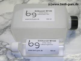 Silikonöl M100 500ml - Bild vergrößern