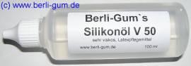Silikonöl V50  100ml - Bild vergrößern