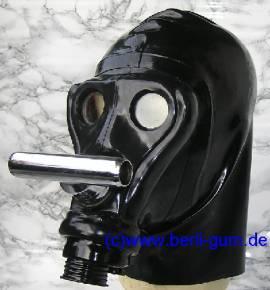 LSM rubber systemmask - Bild vergrößern